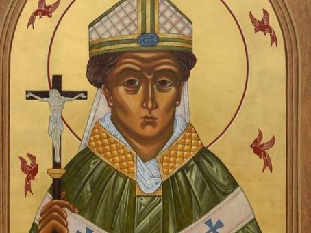 PRAYER OF ST. EDMUND