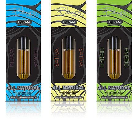 Vape Cartridges | Bhang Corporation | Premium Cannabis Products