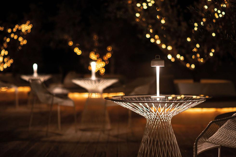 Leuchte Luciole   Tisch Heaven   Emu