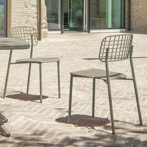 Stuhl Lyze   Emu
