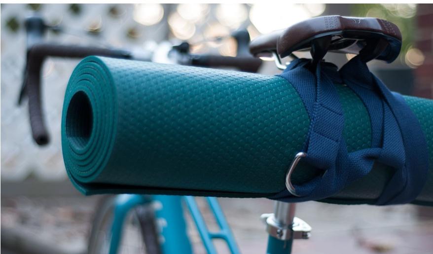 Bicycle and Yoga