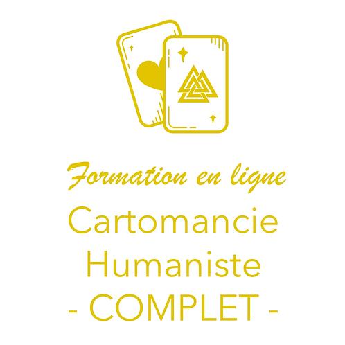 Formation Complète - Devenez Cartomancien Humaniste