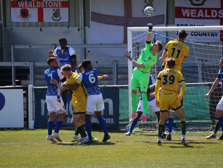 MATCH REPORT | Wealdstone 2-7 Hartlepool United