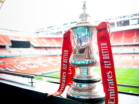 FA CUP | Stones draw Daggers at home
