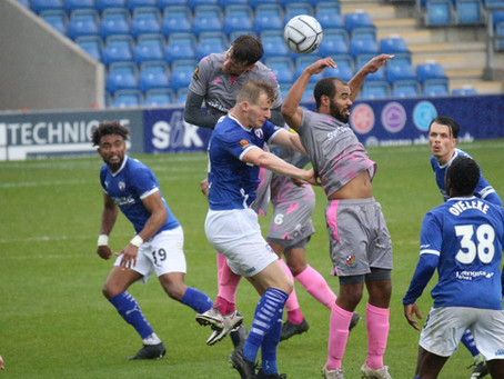 MATCH REPORT | Chesterfield 0-0 Wealdstone