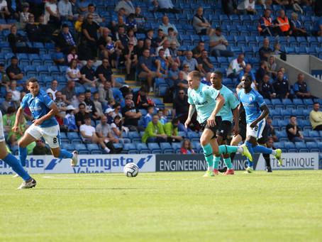 MATCH REPORT   Chesterfield 2-0 Wealdstone
