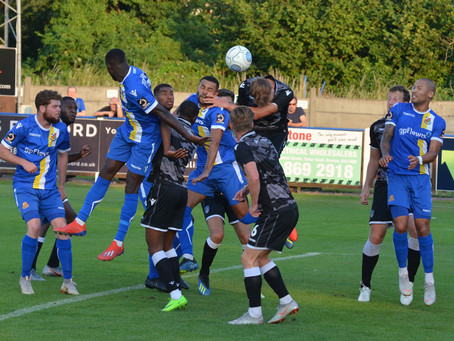 Colchester game now behind closed doors