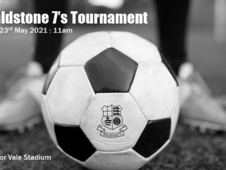 Wealdstone 7's Tournament