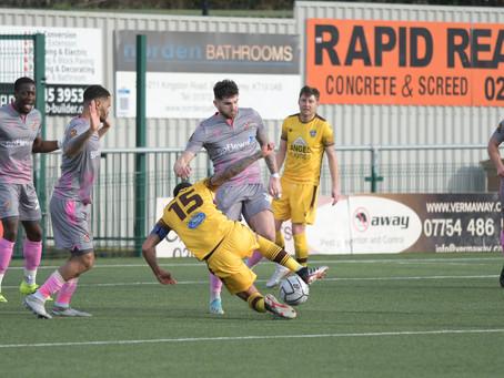 MATCH REPORT | Sutton United 4-1 Wealdstone
