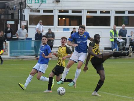MATCH REPORT   Wealdstone 3-0 Watford U23