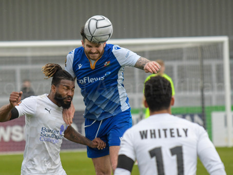 MATCH REPORT | Boreham Wood 3-1 Wealdstone