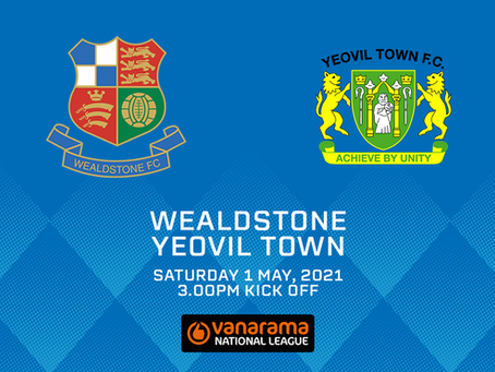 Wealdstone v Yeovil Town - Match Preview