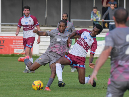 MATCH REPORT | Chesham United 1-4 Wealdstone