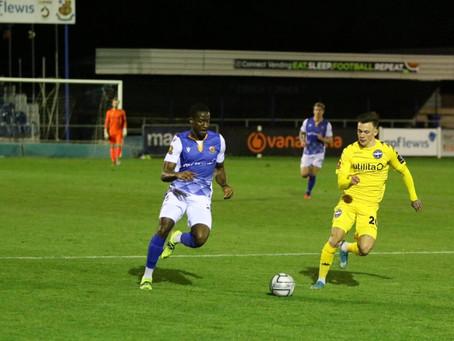 MATCH REPORT | Wealdstone 0-0 Eastleigh