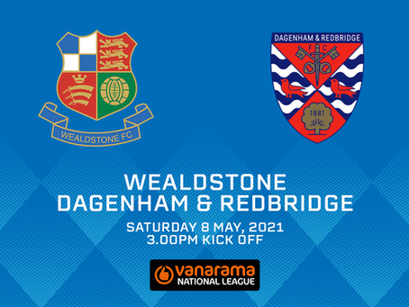 Wealdstone v Dagenham & Redbridge - Match Preview