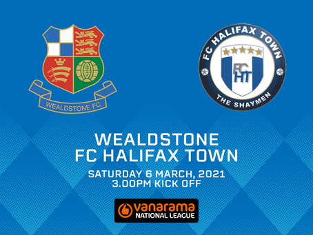 Wealdstone v FC Halifax Town - Match Preview