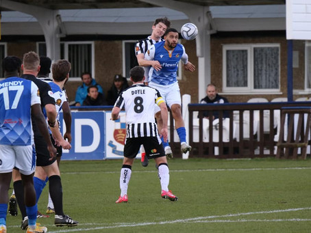 MATCH REPORT | Wealdstone 0-1 Notts County