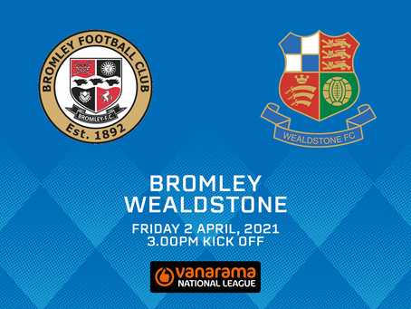 Bromley v Wealdstone - Match Preview