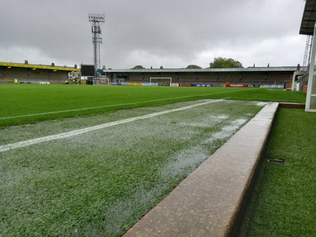 MATCH REPORT | Torquay United 5-0 Wealdstone