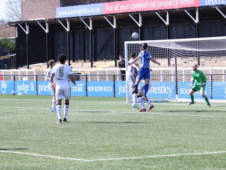 MATCH REPORT | Bromley 2-2 Wealdstone