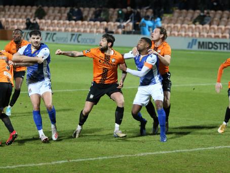 Barnet 0-0 Wealdstone - Match Report
