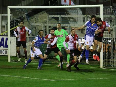 MATCH REPORT | Wealdstone 0-1 Woking
