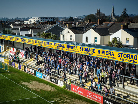 PREVIEW | Torquay United (A)