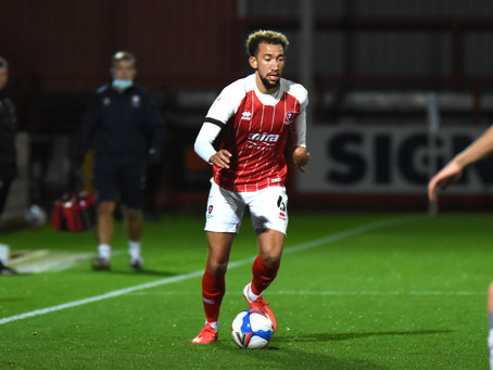 Stones sign Bowry on loan