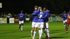 MATCH REPORT | Wealdstone 1-0 Grimsby Town