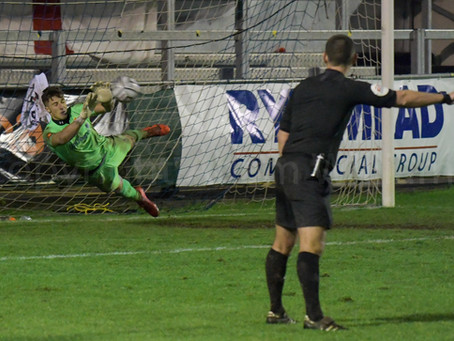 Wealdstone 4-3 Eastleigh - Match Report