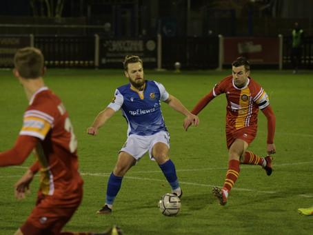 MATCH REPORT   Wealdstone 3-1 Gloucester City