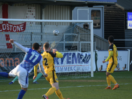 MATCH REPORT | Wealdstone 3-4 Aldershot Town
