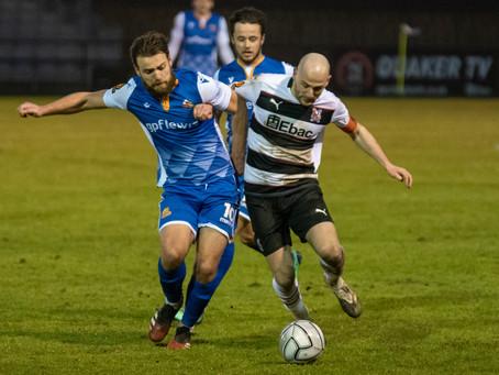 MATCH REPORT | Darlington 4-1 Wealdstone
