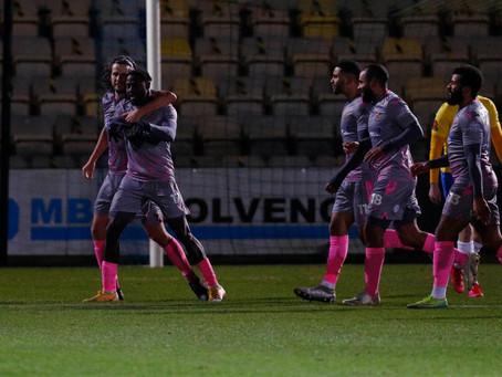 MATCH REPORT | Torquay United 1-1 Wealdstone