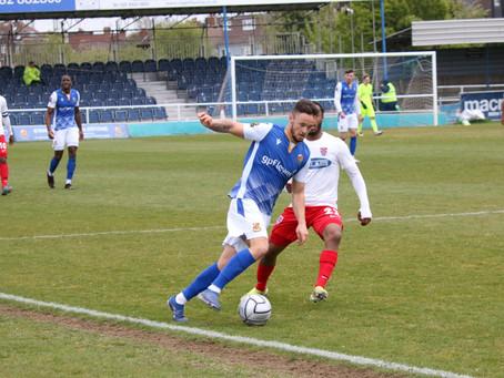 MATCH REPORT | Wealdstone 0-5 Dagenham & Redbridge