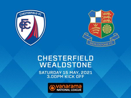 Chesterfield v Wealdstone - Match Preview