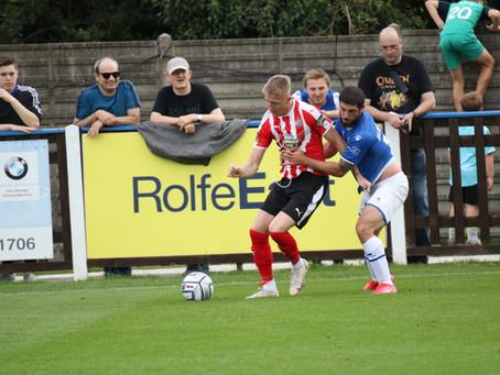 MATCH REPORT   Wealdstone 1-0 Altrincham