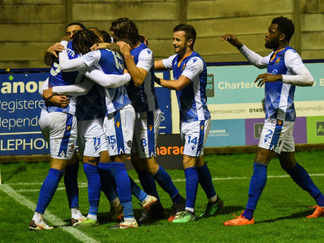 MATCH REPORT | Stones 3-3 Sutton United