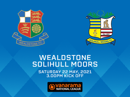 Wealdstone v Solihull Moors - Match Preview