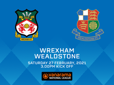 Wrexham v Wealdstone - Match Preview