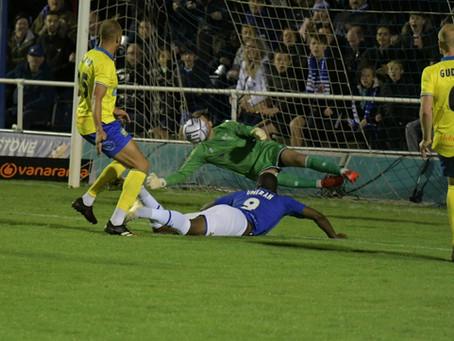 MATCH REPORT | Wealdstone 0-0 Solihull Moors