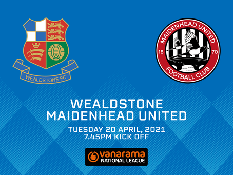 Wealdstone v Maidenhead United - Match Preview