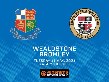Wealdstone v Bromley - Match Preview