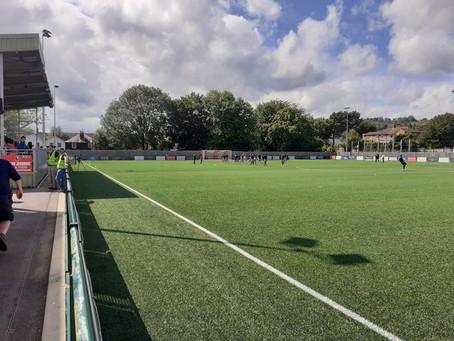 MATCH REPORT   Dorking Wanderers 1-2 Wealdstone