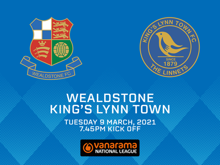 Wealdstone v King's Lynn Town - Match Preview