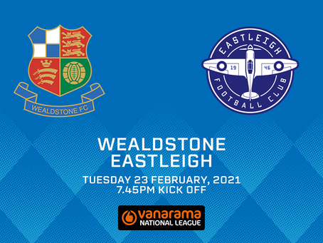 Wealdstone v Eastleigh - Match Preview