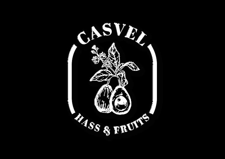 Casvel Hass Fruits - Logo - Aguacates Co