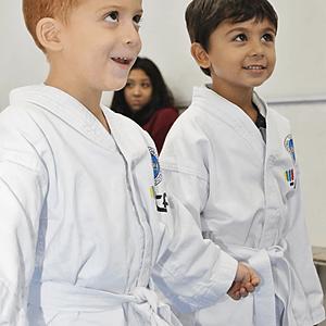 Taekwondo - Graduação de faixa