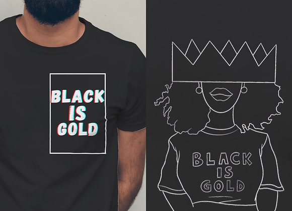 Black is Gold