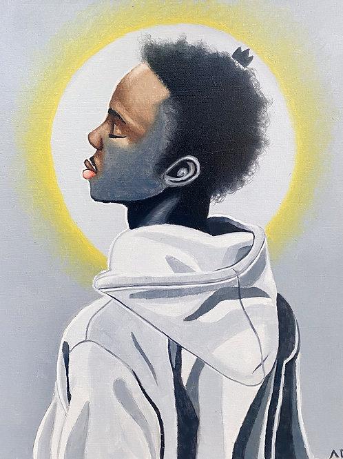 Guided Light (Original Painting)